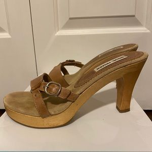 Steve Madden Sandals Size 7.5 Great Condition